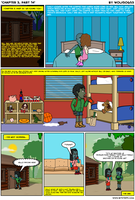The Rise Of The Zombie Apocalypse 14 by Maria-the-knight