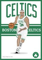 PAUL PIERCE by MiguelRua