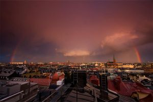 After The Storm by antonjonsson