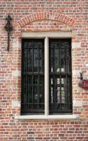 Bruges Window by OghamMoon