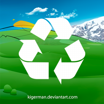 Recycle8 by kigerman