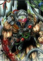 Weapon-X PSC by DKuang