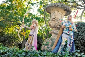 FINAL FANTASY IV Cosplay VII by Phadme