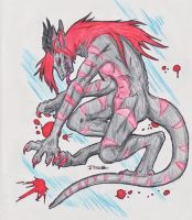 Malcufious by Idle-Hatter