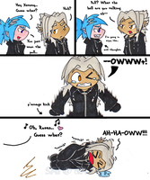 Xemnas: P'wnage... by SharpAnimationInc
