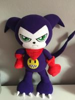 Impmon - Lifesize plush by Jiianaa