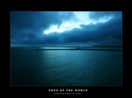 edge of the world by pseudophoto