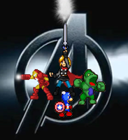 The Nintendo Avengers by PxlCobit