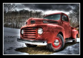 Vintage Ford II by Logicalx
