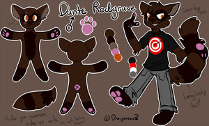 Dante Ref - MC - by CrownedVictory