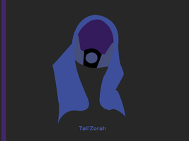 Tali Wallpaper by Okinn