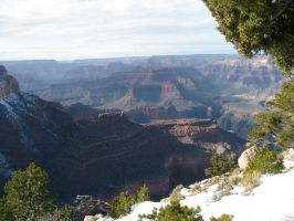 Grand Canyon 3 by serenityriver