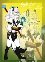 Your character of awesome - Schatten-Tammikuu by StanHoneyThief