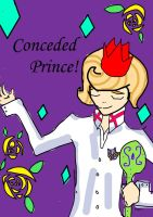 Conceded Prince number two by DeAtHofCopPeLIA