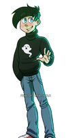 ghost sweater [redraw] by TheUltimateEnemy