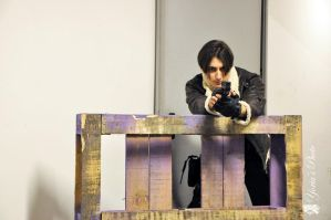 Leon S.Kennedy (Old Photo) by PrincessRiN0a