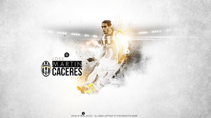 Jose Martin Caceres Silva wallpaper by Nucleo1991