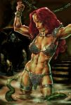 red sonja experiment by tonimaz