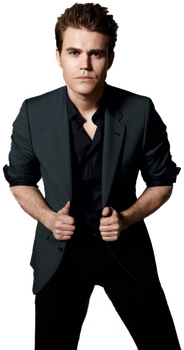 Paul Wesley png by tessie-art