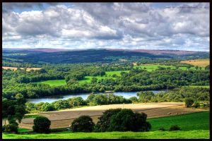 Northumberland View HDR by GaryTaffinder