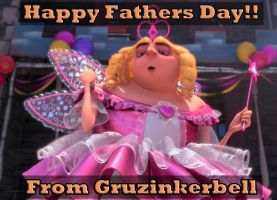 Happy Fathers Day from Gruzinkerbell by SKGaleana