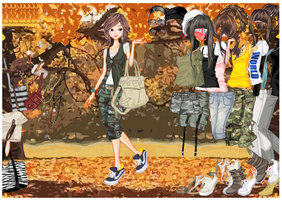 Autumn Forest - Fashion Games by willbeyou