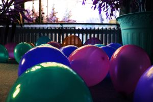 Balloons I by NiDiMe