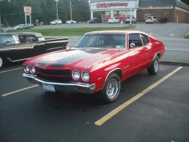 1970 Chevrolet Malibu by Shadow55419