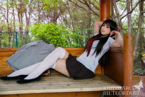 Rei Hino School Uniform - Sailor Moon by RicaRaion