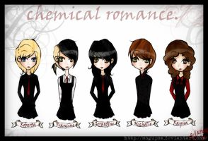 chemical romance. by mogupom