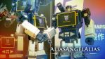 Masterpeice Takara Soundwave Vs Hasbro Soundwave by aliasangel2005