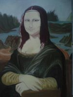 my own mona lisa by clashnorton