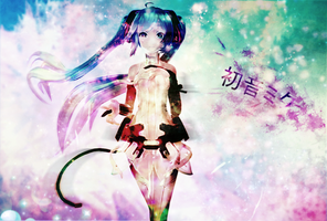 Miku append by RiStarr