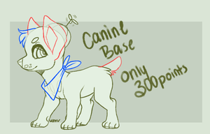 [P2U] Canine base by umv