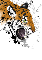 Tyger Tyger by MintyMaguire