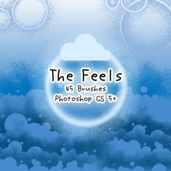 The Feels - Brushes by kabocha