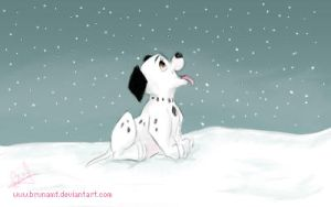 Snow flakes by Brunamf