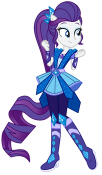 [Legend of Everfree] Rarity by MixiePie