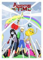 Adventure Time by Xinom