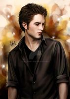 Edward Cullen by Lala-Mot