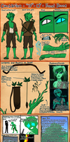 AfterLifeOCT - Character Audition Reference by MCwuffles