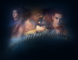 Vampire Diaries Wallpaper by lovewillbiteyou