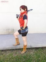 The Valkyrie, Claire Redfield by VickyxRedfield