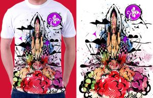 Rocket Pilots : Shirt by choppre