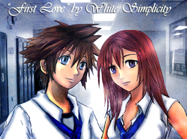 First Love, Sora and Kairi by Avidityy