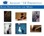 August 10 Freestyle by silber-englein