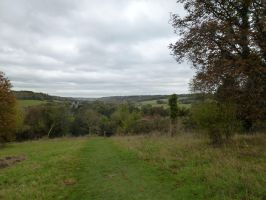 Looking Towards High Wycombe by photodash