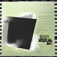 OurSpecialDay Layered Template by Diamara