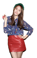 F(x) Krystal Christmas ~PNG~ by JaslynKpopPngs