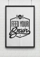 feed your brain by manishmansinh